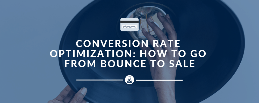 Conversion Rate Optimization - Search Scientists